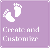 AboutMyBaby - create and customize your baby   scrapbooks